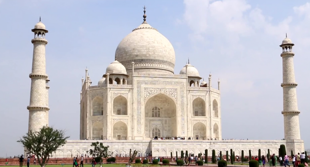 taj mahal for children