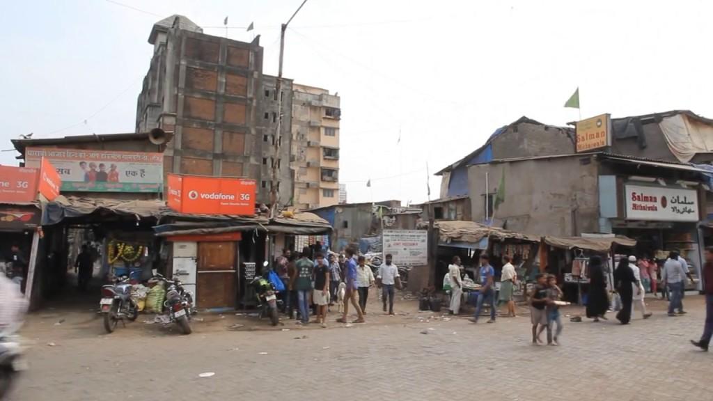 slums mumbai