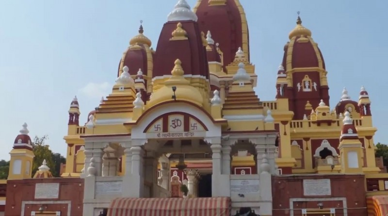 Lakshmi Narayan temple amazing beauty Construction