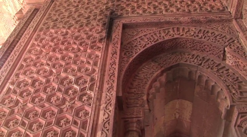 Qutb Minar Delhi - India.mp4.0009