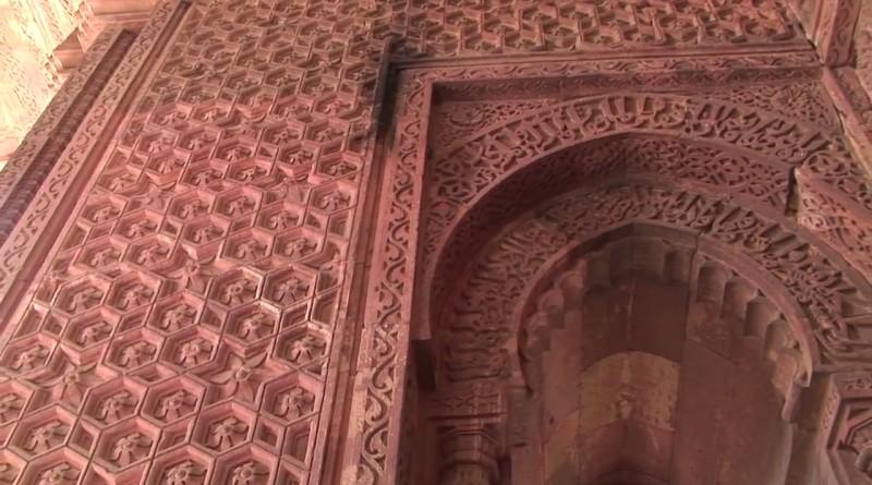 Qutb Minar Delhi - India.mp4.0009