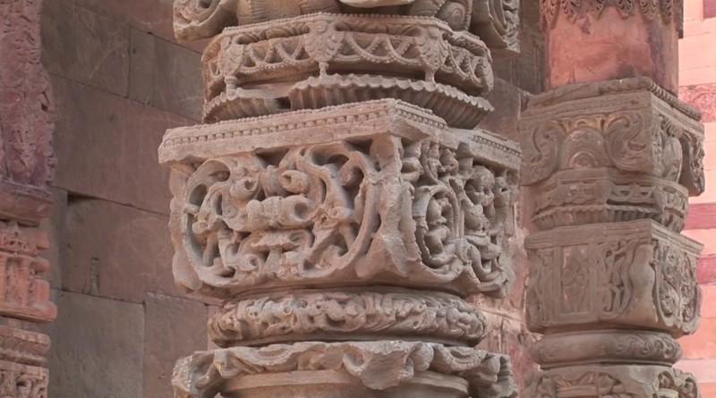 Qutb Minar Delhi - India.mp4.0017