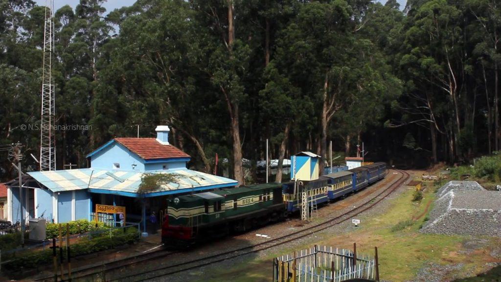 Nilgiri Mountain Railway (15)