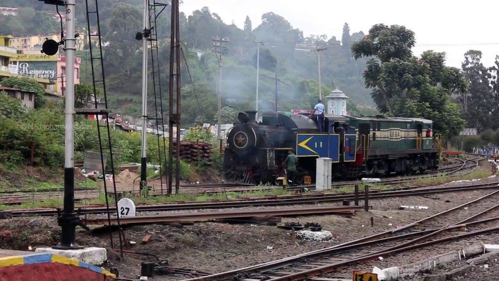 Nilgiri Mountain Railway (9)
